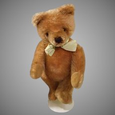 Vintage Mohair 9 Inch Jointed Bear, Growler