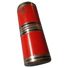 Miniature Enameled Vintage Lighter, Weston