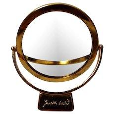 Signed Judith Leiber Evening Purse Mirror