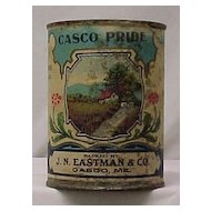 Early Country Store Food Tin - Canned Corn