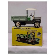 Japanese Tin Toy Truck w Orig Box by SSS