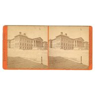 San Francisco, California US Mint Stereoview by Watkins