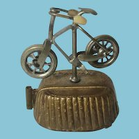 Victorian Bicycle Tape Measure