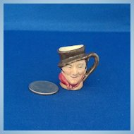 Royal Doulton Tiny Character Jug Sam Weller - One of the Original Twelve Tinies