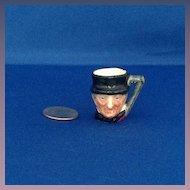 Royal Doulton Tiny Character Jug John Peel - One of the Original Twelve Tinies
