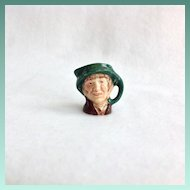 Royal Doulton Tiny Toby Character Jug Arriet - One of the Original Twelve Tinies
