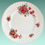 Royal Albert Bone China Centennial Rose Dinner Plate