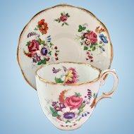 Royal Albert Bone China Barbara Ann Teacup and Saucer