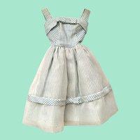 Barbie® Movie Date #933 Original Dress for Barbie® Doll 1960s
