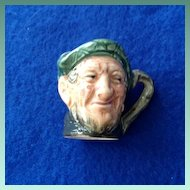 Royal Doulton Tiny Character Jug Auld Mac - One of the Original Twelve Tinies