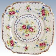 Royal Albert Bone China Petit Point 6-5/8 inch Dessert Plate