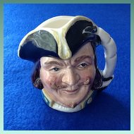 Royal Doulton Captain Henry Morgan 2 1/2 inch Character Jug