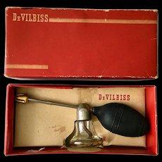 DeVilbiss Atomizer No. 127 in Original Box