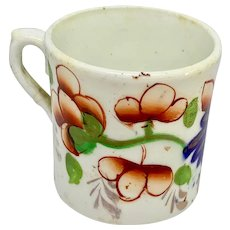 Small cup with pink luster - Gaudy Welsh