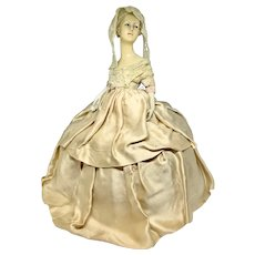 "German boudoir half doll ""Esther"" by Lilli Baitz"