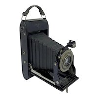Agfa PD 16 Readyset folding bellows camera