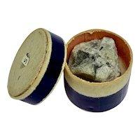 Miniature mineral specimen box