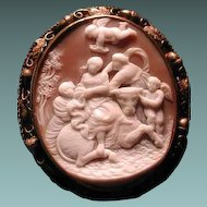 Europa and the bull cameo
