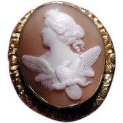Nice Hera with royal eagle cameo