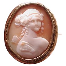 cameo of Psyche so cute