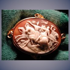 Rare cameo of Sir Richard the LIonhearted