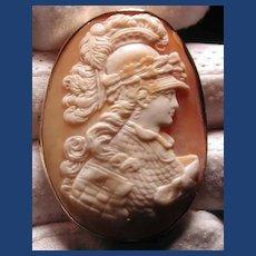 Fabulous cameo of Athena Parthenon
