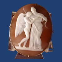 cameo of Eros and Venus