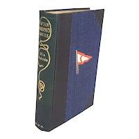 1896 Atlantic Yacht Club Olla Podrida Captain Marryat's Novels 7 of 50