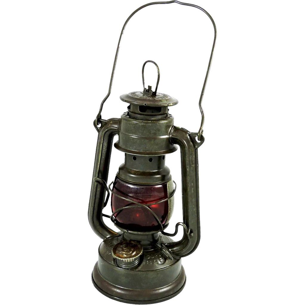 Antique Furniture Popular Brand Vintage Parafin Lamp-origional Neir Feuerhand With The Best Service Lamps