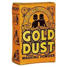 Fairbanks Gold Dust Washing Powder (Sample Box)