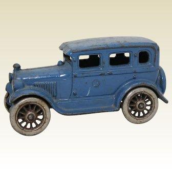 "Rare 1927-1932 A.C. Williams 6"" Sedan with Nickel Plated Wheels"