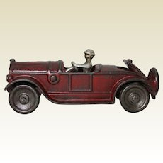 "1920's Kilgore 6"" Sport Roadster with Rumble Seat"