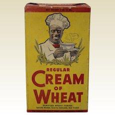 1946-1958 Unopened 'Cream of Wheat' Cereal Box