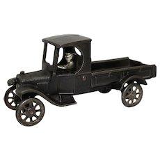 "Circa 1923-1928 Arcade 8 1/2"" Ford One Ton C-Cab Truck"