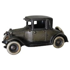 "1926-1928 Large 8"" Cast Iron Arcade Chevrolet Coup"