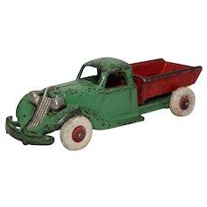 "Circa: 1934-1940 Hubley Studebaker 7"" Dump Truck"