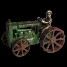 Cast Iron Arcade Fordson Tractor