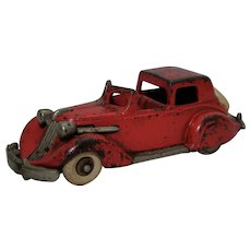 Circa: 1934-1938 Hubley Cast Iron Studebaker Town Car (Large Version)