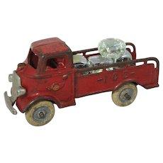 Arcade Cast Iron Ice Truck