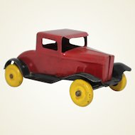 Wyandotte Pressed Metal Ford Coup