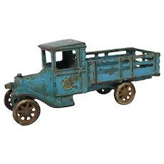 "Arcade 7"" Ford Stake Truck"