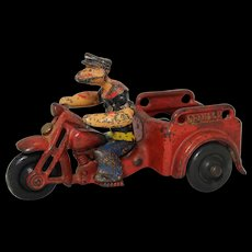 """Hubley """"Popeye"""" Spinach Delivery Cycle"""