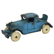 """Arcade 5 3/4"""" Coupe with Rumble Seat"""