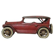 """1920's A.C. Williams 7 1/2"""" Lincoln """"Touring Car"""""""