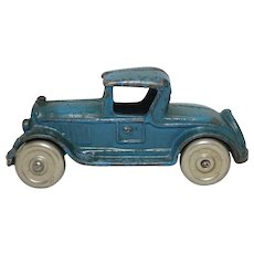 """Dent Hardware Co. Cast Iron Toy """"Roadster"""""""