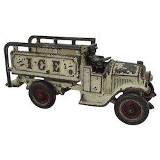 Rare Kenton (Open Cab) Ice Truck