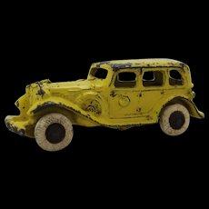 A C Williams Cast Iron 1930's Sedan