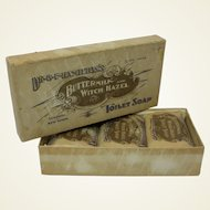 Dr. Hamilton's Box of Buttermilk & Witch Hazel Soap Bars