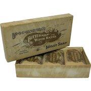 Dr. Hamilton's Box of Buttermilk & Witch Hazel Soap Bars
