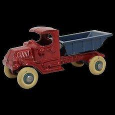 Early 1930's Champion Cast Iron Dump Truck